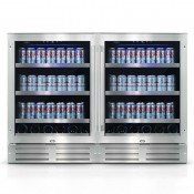 Beverage Center - 304 Cans - Wine Cell'R
