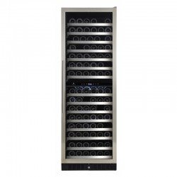 Wine Cell'R Diamond Wine Cellar 166 Bottles 2 zones WC166SSDZ5 Wine & Passion