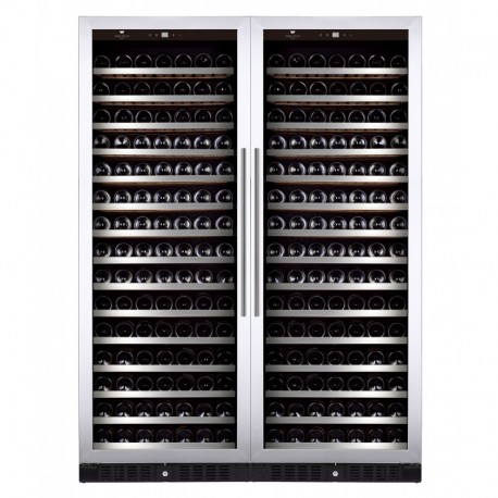 Wine Cell'R Diamond Wine Cellar 362 Bottles 1 zone WC181SSSZ5-2 Wine & Passion